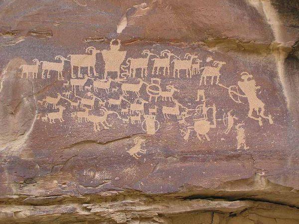 Petroglyph NPS Public Domain