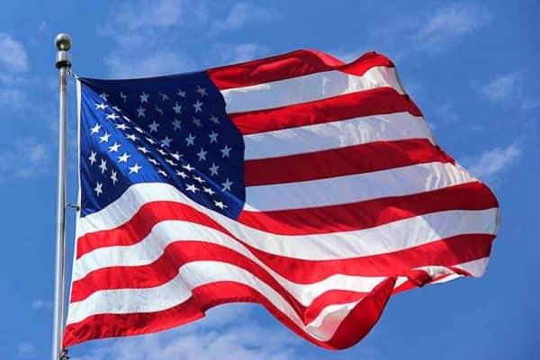 US Flag-Pledge of Allegiance