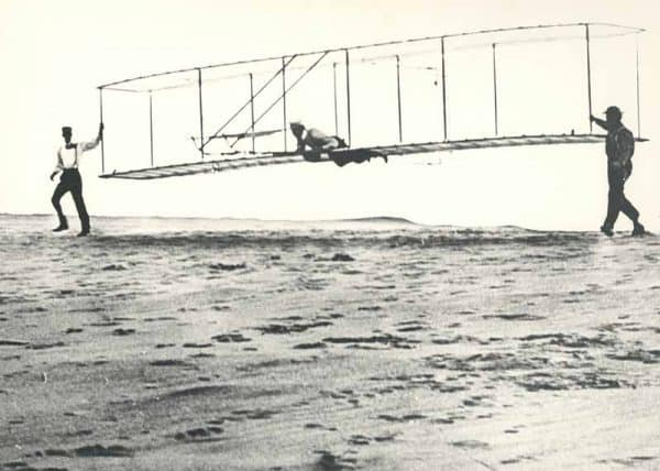 Wright Bros-First Flight