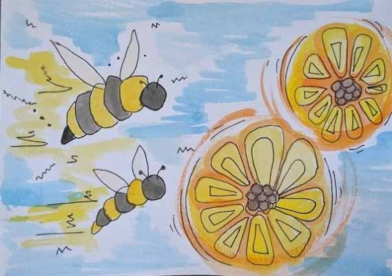 bees-art project
