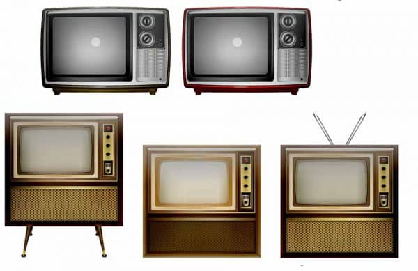TV in the 1950s-memory care class